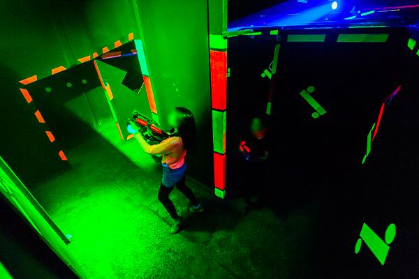 Laser game réalisation