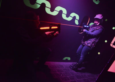 Laser game par MI-12