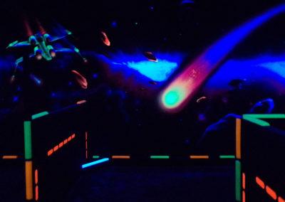 Laser kart par MI-12