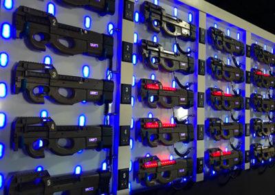 Fusils de laser game Fenua Game